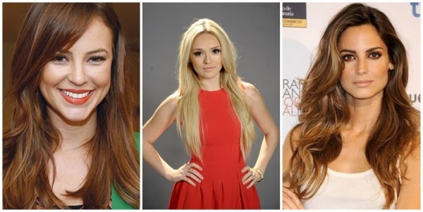 Cortes de cabelo verão 2015 corte longo
