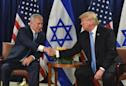 Israel's Netanyahu hails Trump for Iran sanctions