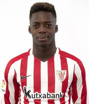 Iñaki Williams Arthuer (Bilbao, Vizcaya, 15 de junio de 1994) es un futbolista español que juega en el Athletic Club de la Primera División de España.Destaca por su velocidad. Cuando su presencia en el primer equipo se convirtió en habitual, jugó...