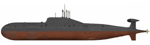 Drawing of the 971-U subtype of the russian Ak...