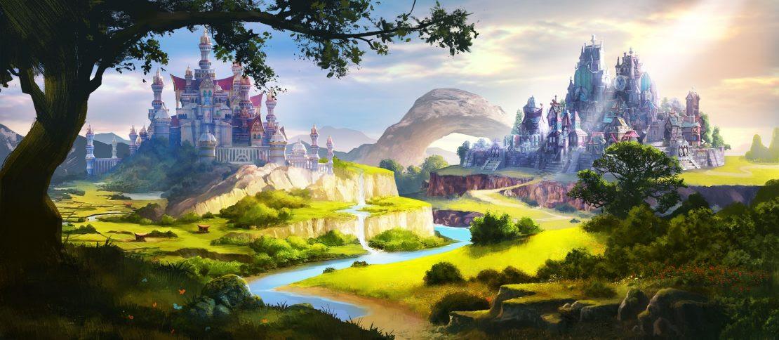 Risultati immagini per faerie regno