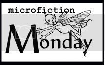 Microfiction Monday badge