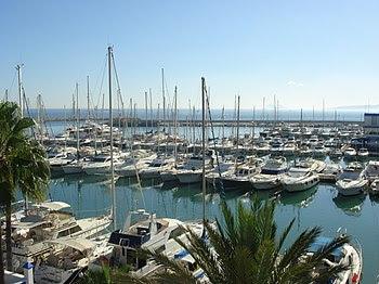 English: Puerto de Estepona, Málaga, Spain