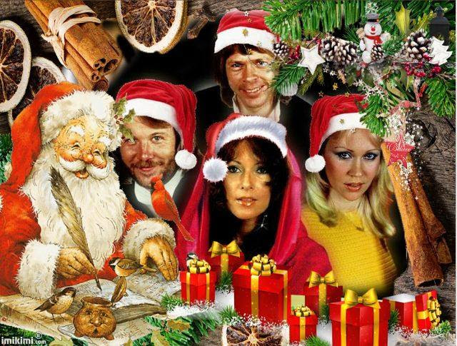 Download Christmas Songs By Abba - Mark Amber