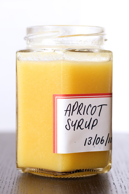 Apricot Syrup (2)