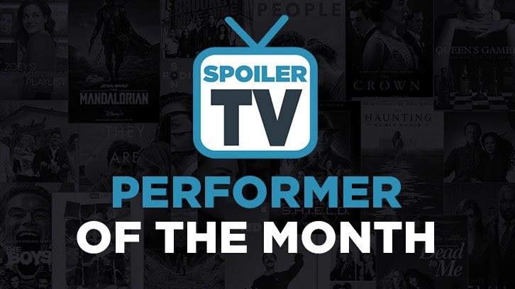 Performers of the Month - Nomeações para maio de 2020 4