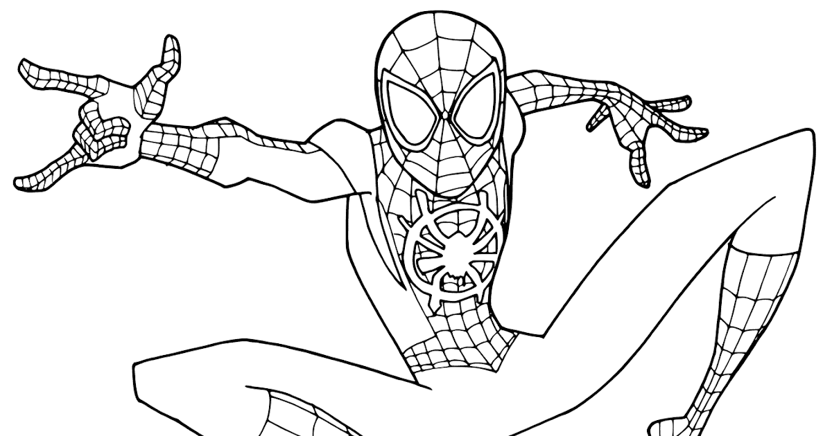 24 FREE SPIDER MAN 2019 COLORING PAGES PDF PRINTABLE ...