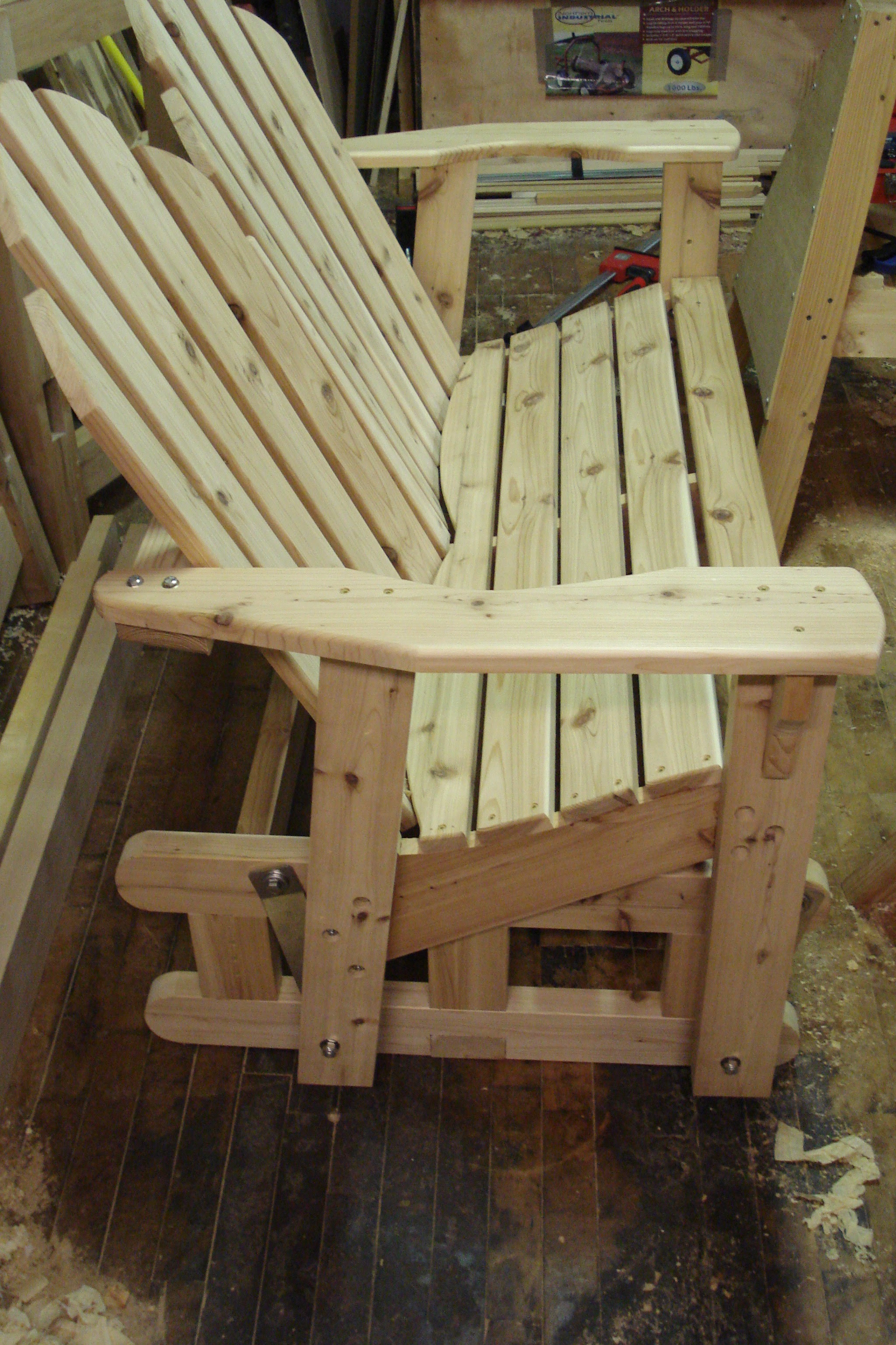 Glider Rocking Chair Plans Pdf Plans Woodworking Manufacturer