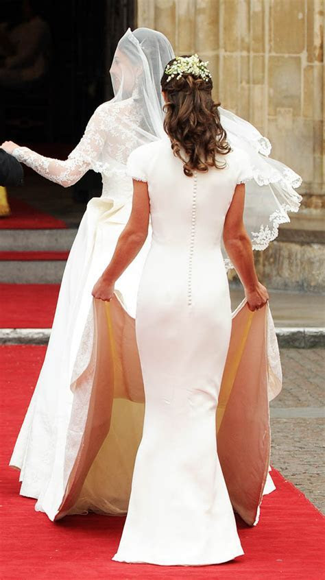 Royal sis Pippa Middleton has no clue why her rear is so