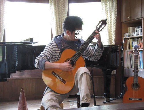 あられさんのソロ。2012年5月26日 by Poran111