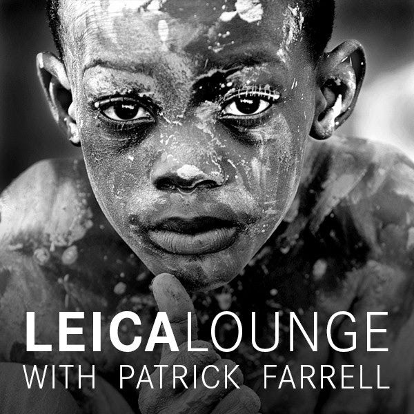 Leica Lounge with Photographer Patrick Farrell | Thurs, August 7, 2014 | 7pm - 8:30pm