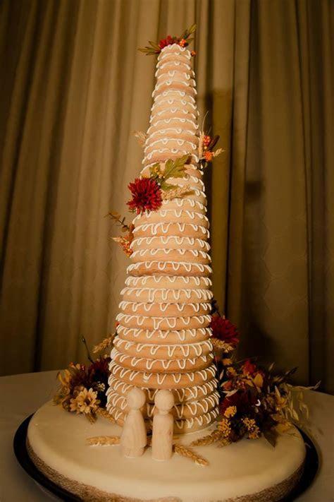 Kransekage, a Danish Wedding Cake   Kitchen Frau