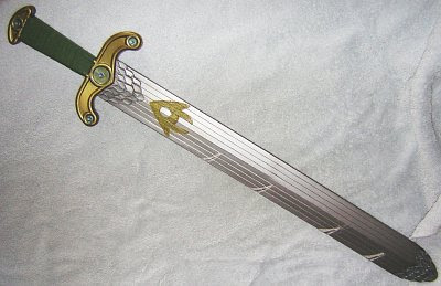 The Sword of Atlantis