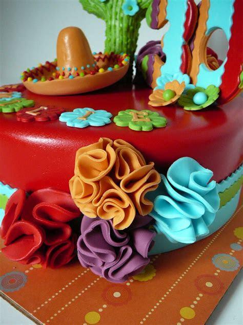 Mexican Cake   CakeCentral.com