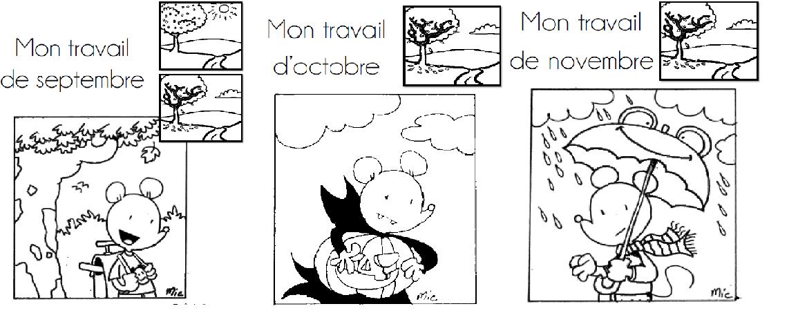 Pages De Garde Pour Ranger Vos Feuilles A4 Lécole De Crevette