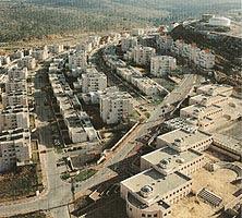 English: Modi'in Illit, Israeli settlement in ...