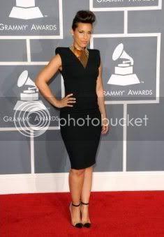 Grammy Awards 2012 Red Carpet