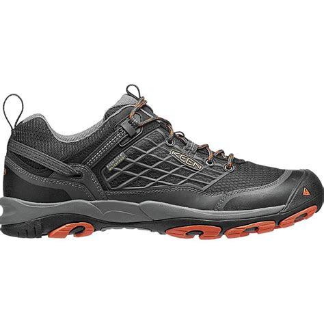 keen saltzman wp hiking shoe mens backcountrycom