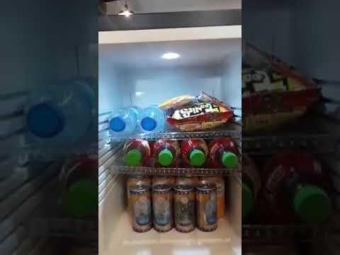 [Video]Giới thiệu tủ mát minibar cho khách sạn BCH-40B cánh trong