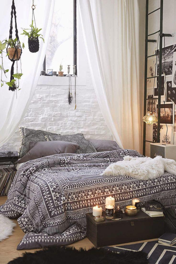 Bedroom Design Boho