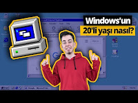 MacBook'ta Windows 98'e girdik! - Teknolojinin #20yearschallenge'ı! - ShiftDelete.Net