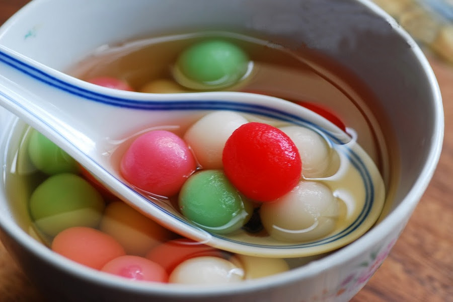 GLUTINOUS RICE BALL - Carnival Munchies