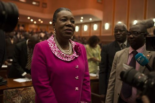 Catherine Samba-Panza of the Central African Republic has been appointed as the interim President of the mineral-rich state. by Pan-African News Wire File Photos
