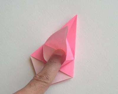 more petal fold