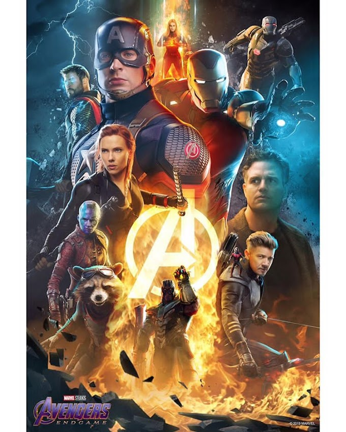 Download Movie: Avengers Endgame 2019 – English Subtitle