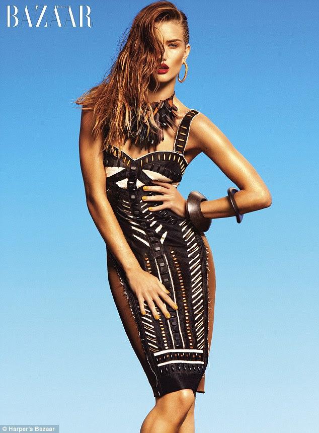 Transformado: Os modelos de 24 anos de idade agora para Victoria Secret e designers de ponta