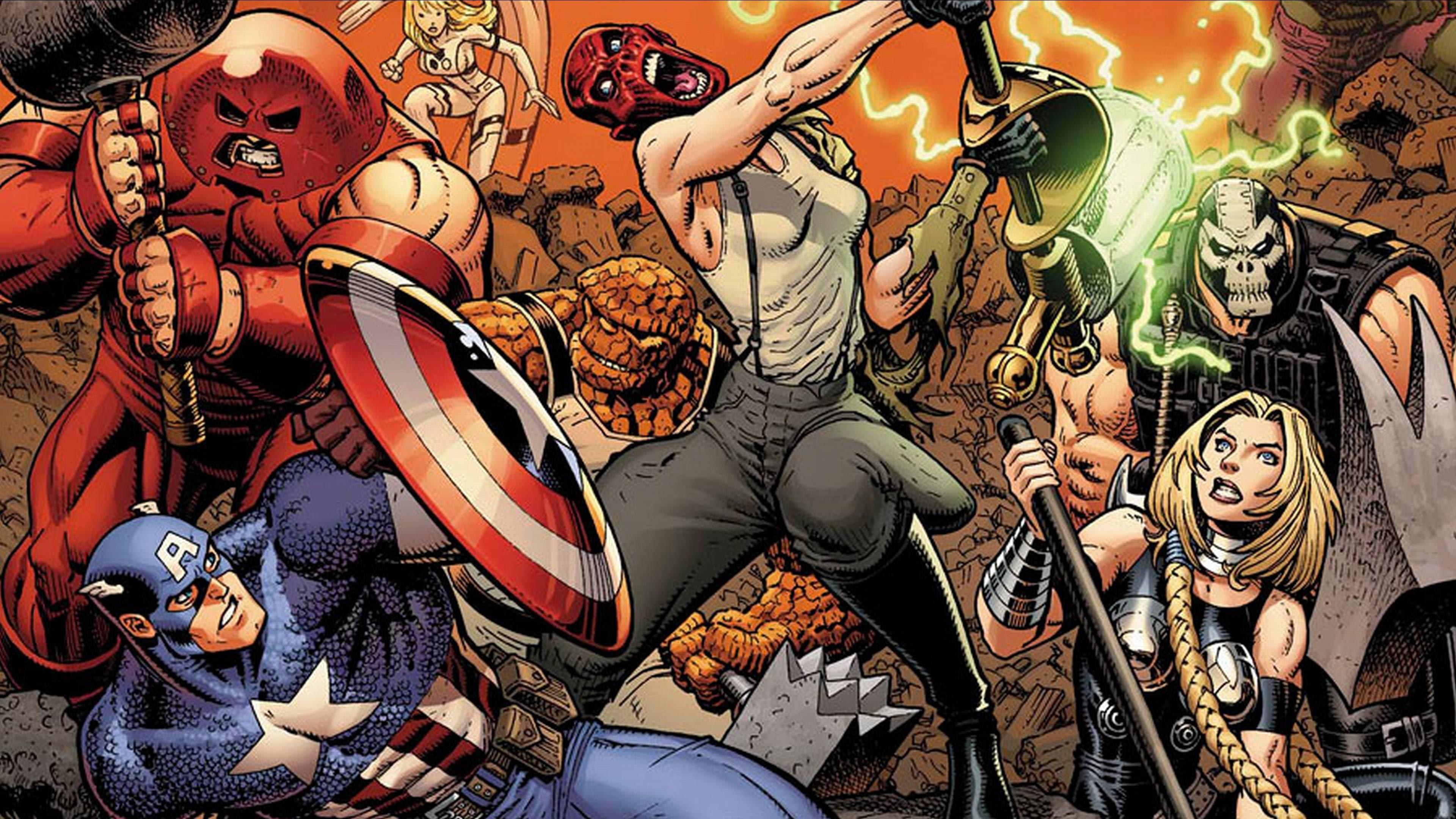 Avengers Wallpaper for Desktop (70+ images)