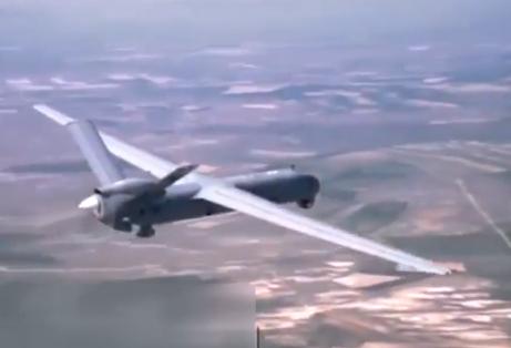 Μη επανδρωμένα τουρκικά  αεροσκάφη πάνω από το Αιγαίο