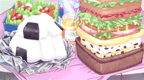 anime food  tumblr