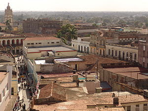 Camaguey rooftops 2