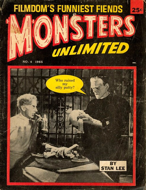 Monsters Unlimited Magazine