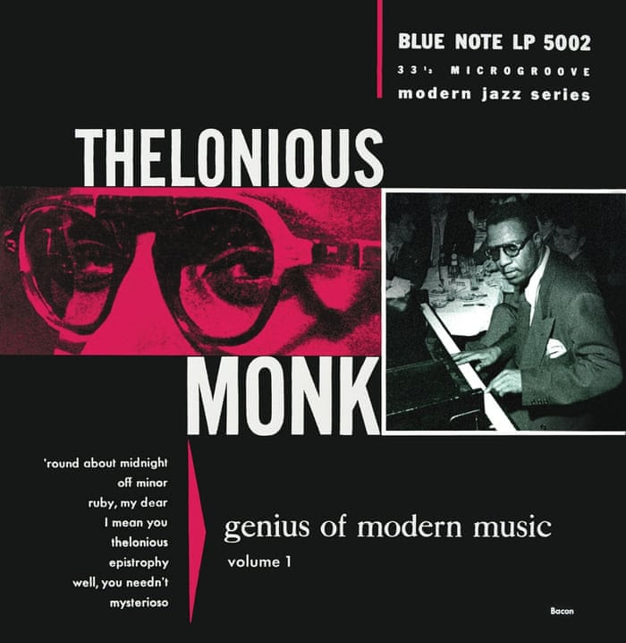 Genius of Modern Music Volume 1 by Thelonious Monk