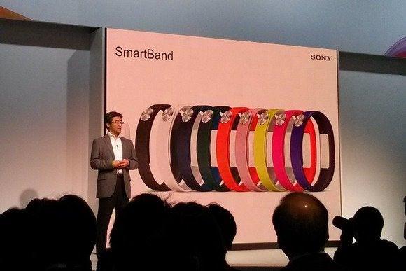 Cores SmartBand