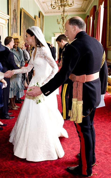 William And Kate's Royal Wedding Reception