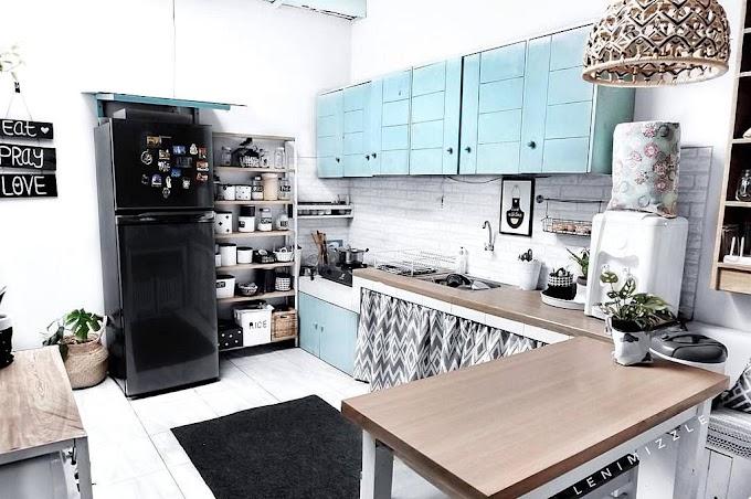 Rumah Minimalis Dapur Samping | Ide Rumah Minimalis