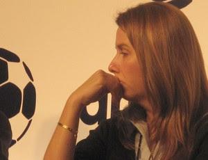 Patrícia Amorim flamengo (Foto: Fred Huber/Globoesporte.com)