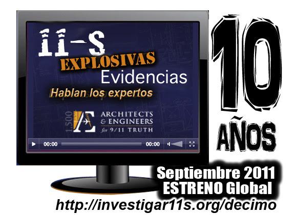 911 Explosives Evidences