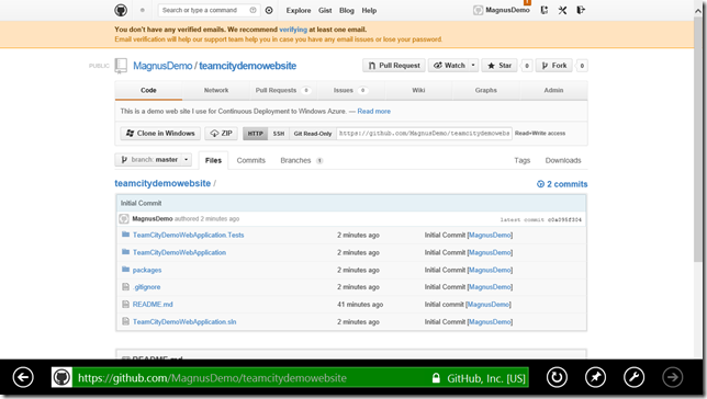 See the Source Code pushed to GitHub