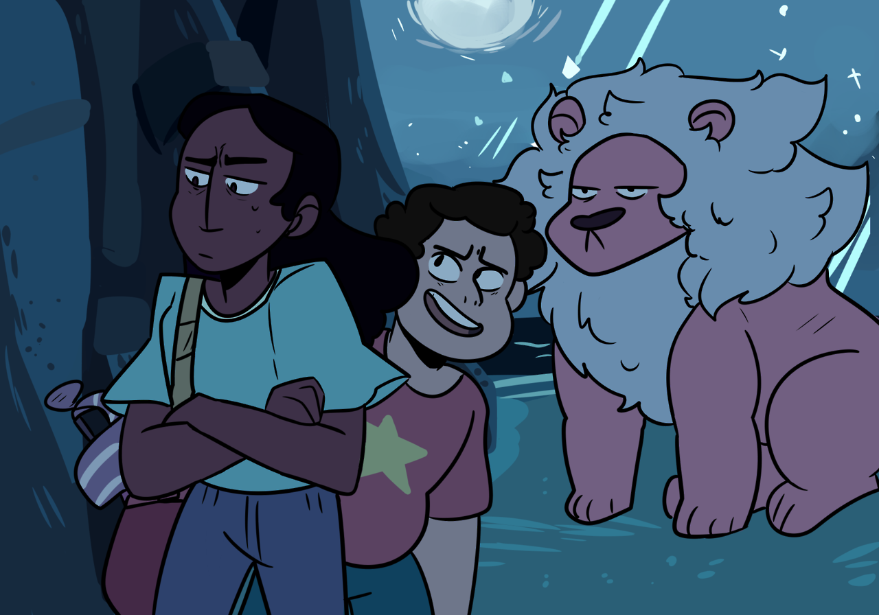 Tfw your bff doesn't get that him nearly dying in space is traumatic