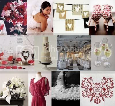 One of my favorite blogs to look at for wedding inspiration is