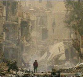 El paisaje de la guerra