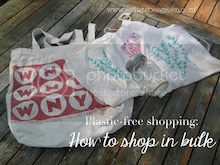 How to Shop the Bulk Section (Plastic Free!)