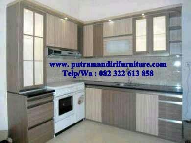 Model Lemari Dapur Minimalis Desain Model Furniture Jepara Terbaru