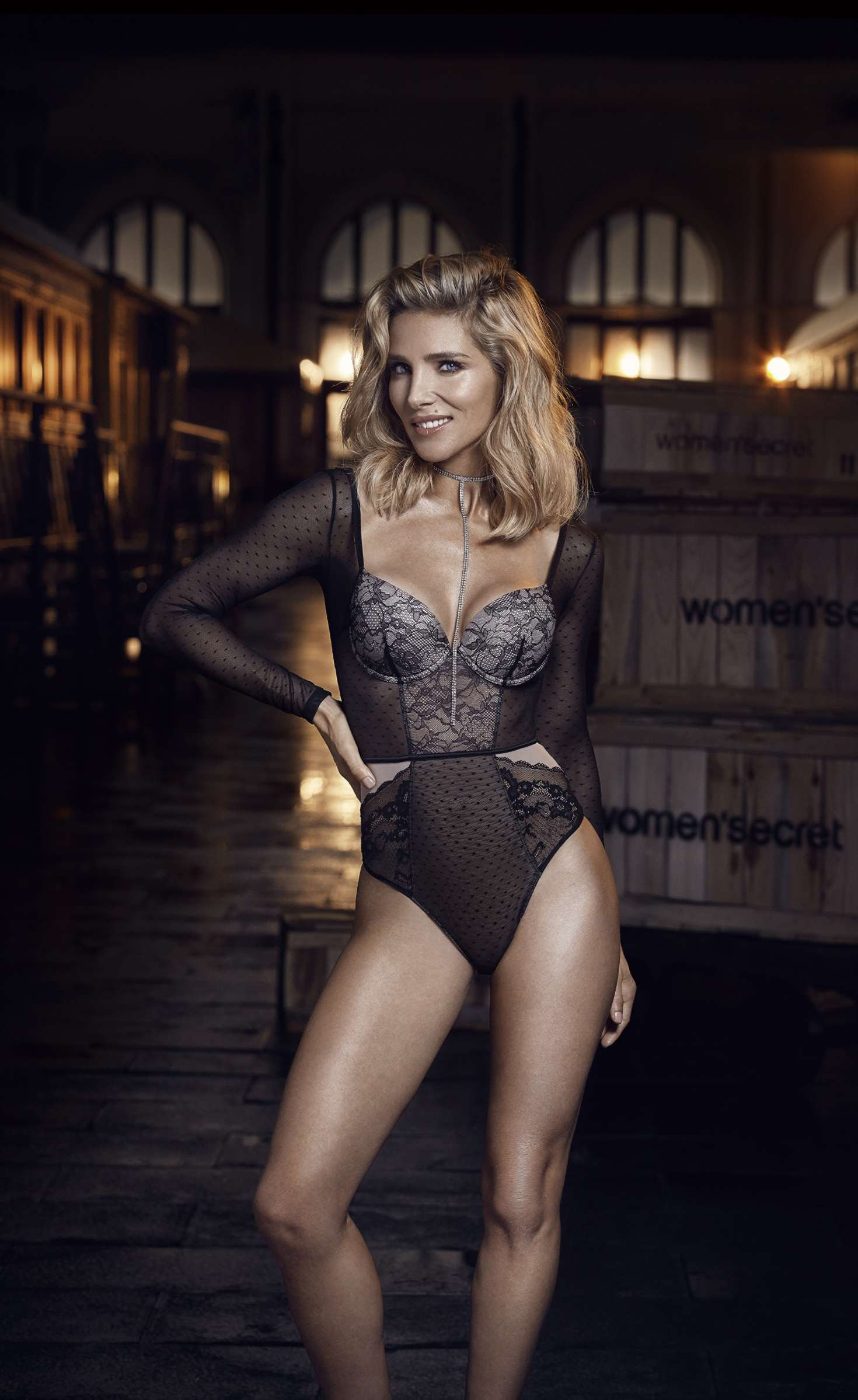 Elsa Pataky – Women'Secret Collection (Autumn/Winter 2017/2018)