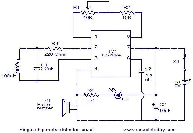 single-chip-metal-detector-circuit