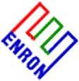 Enron's logo.